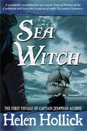 Cover of Sea Witch by Helen Hollick