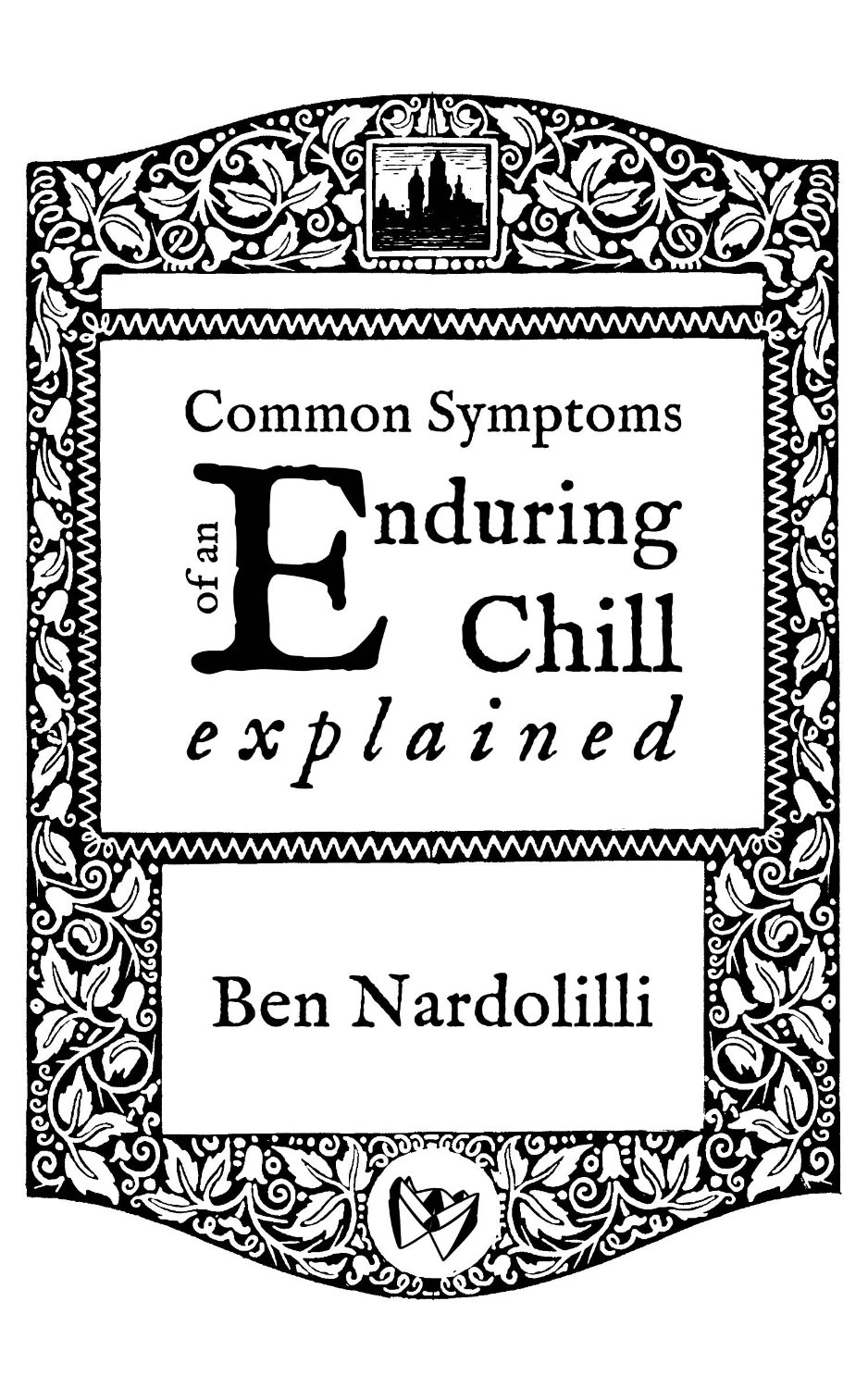 Cover of Ben Nardolilli's book