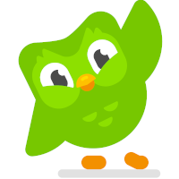 graphic of Duolingo owl