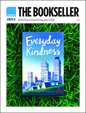 cover of The Bookseller